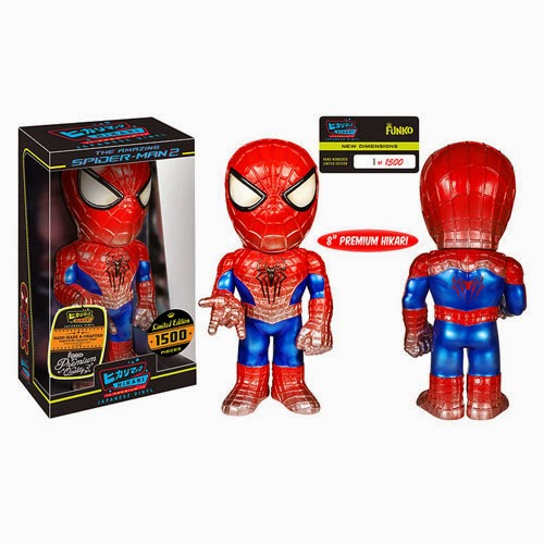 """New Dimension"" The Amazing Spider-Man 2 Premium Marvel Hikari Sofubi Vinyl Figure by Funko"