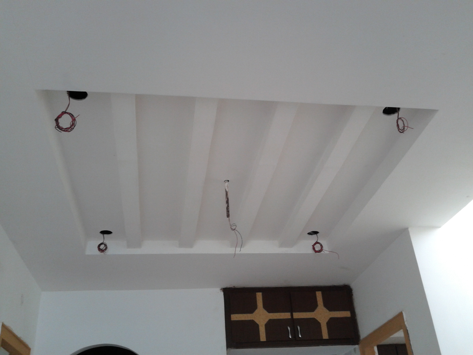 How much does it cost to plaster a ceiling what is the for Plaster ceiling design price