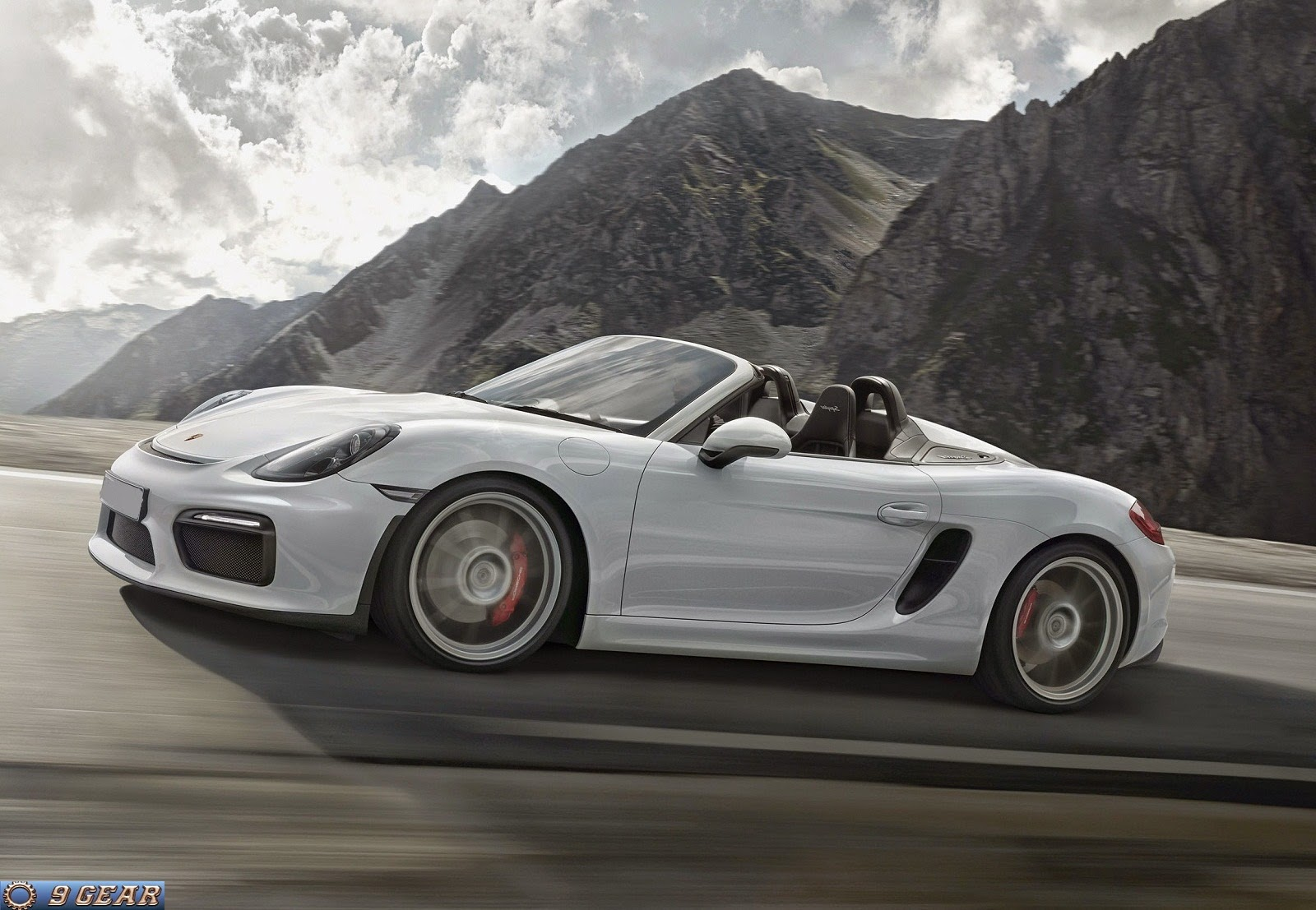 2016 porsche boxster s spyder bing images. Black Bedroom Furniture Sets. Home Design Ideas
