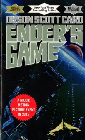 Ender's Game Cover