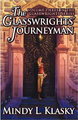 The Glasswrights' Journeyman (Book 3 of 5) by Mindy L. Klasky