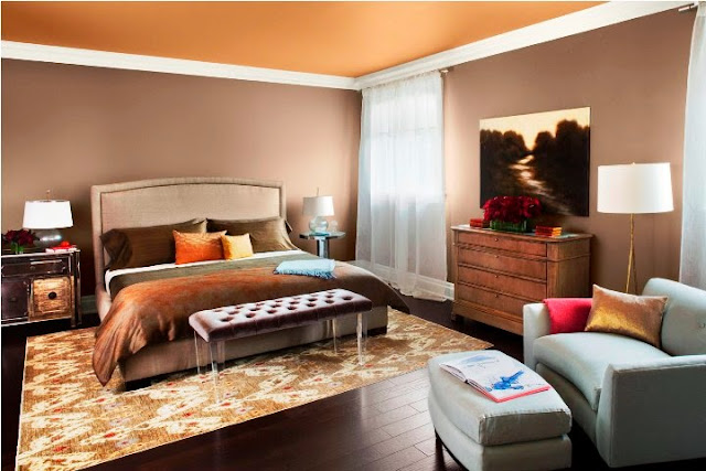 elegant paint colors for bedrooms