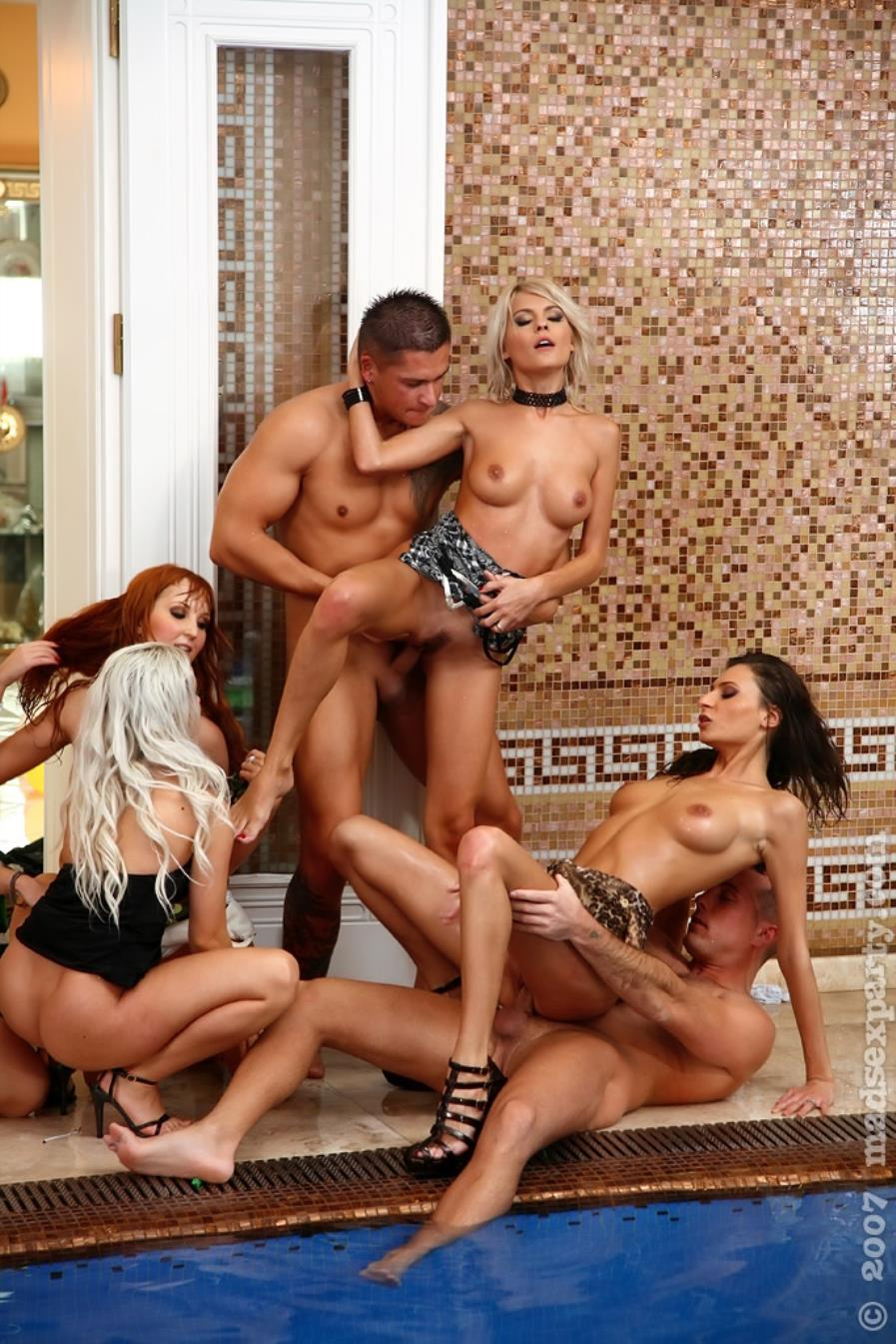 Порно миньет вечеринки 9 фотография