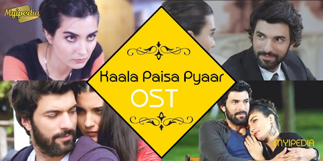 Kaala Paisa Pyaar OST by Ali Khan Urdu1 - Engin Akyurek & Tuba Büyüküstün video