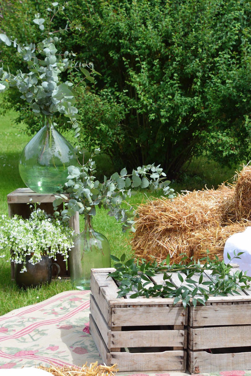 Anna et Gustave un mariage champêtre au Manoir des Prévanches