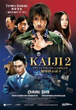 Thần Bài Kaiji 2 - Kaiji 2: Jinsei Dakkai Gêmu (2011) Poster