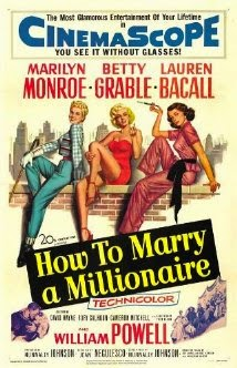 Watch How to Marry a Millionaire (1953) Megavideo Movie Online