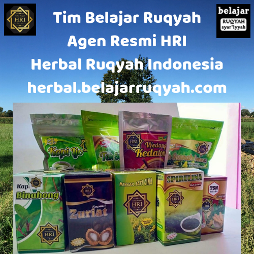 Jual Herbal Ruqyah