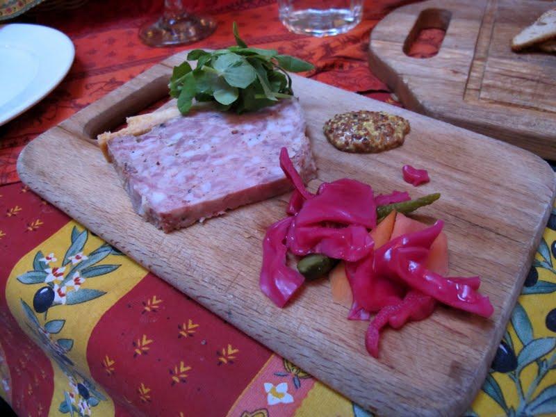 restaurant review la palette christine to travel