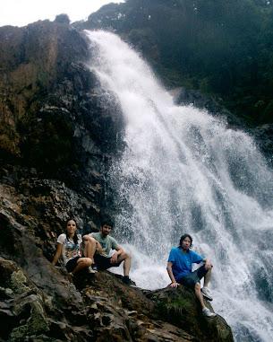 Roteiro 2 - Trilha até a Cachoeira das Garças