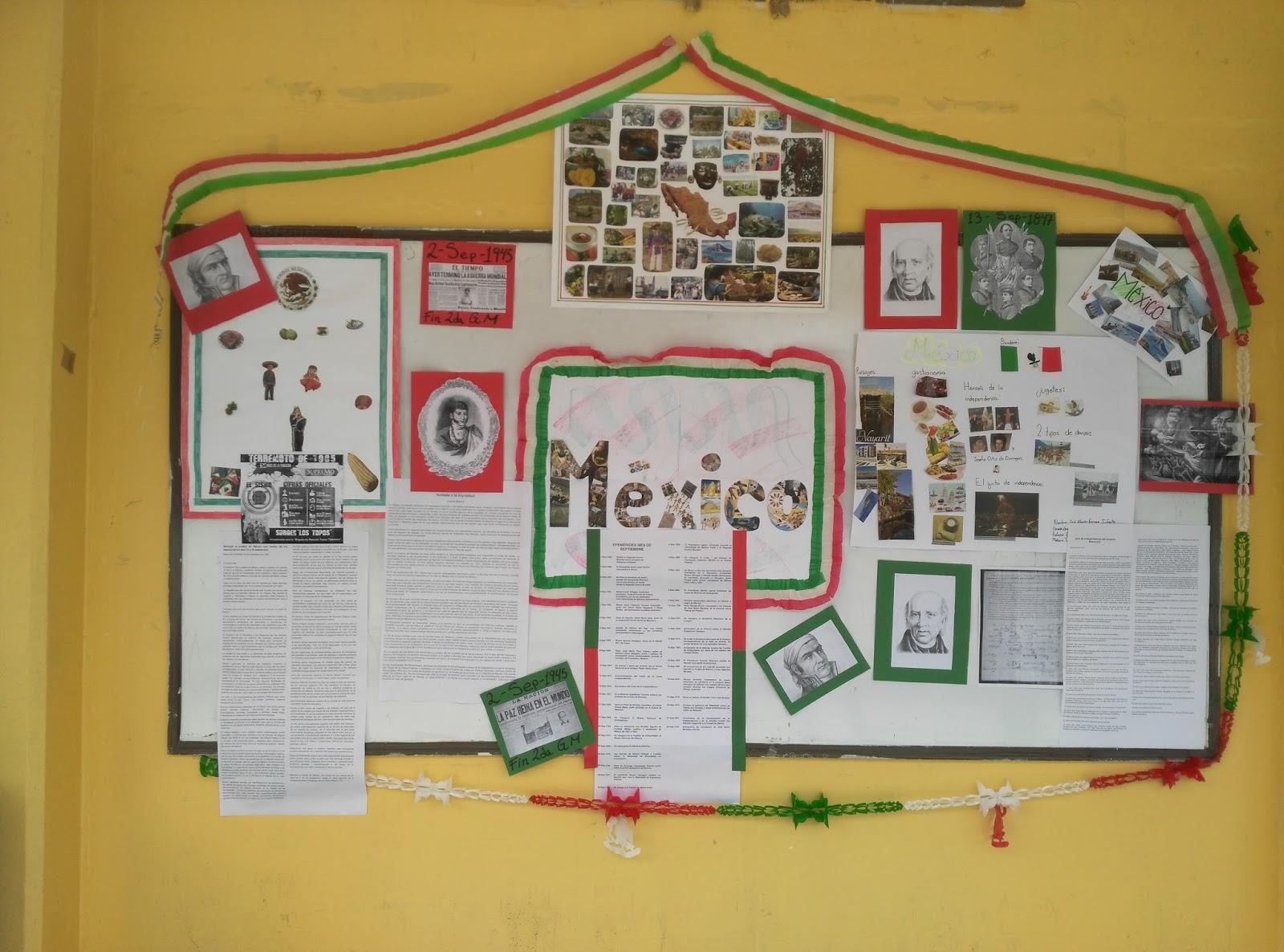 El blog de historia de los alumnos de la secundaria 231 for Caracteristicas del periodico mural