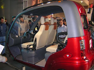 New Auto Rickshaw from TVS-5