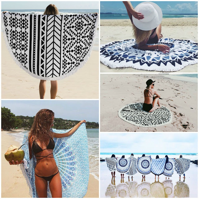 Toalla redonda oysho. Toalla redonda Aliexpress. Toalla redonda playa. Circle beach towel. Circle beach towels amazon. Azteca towels.