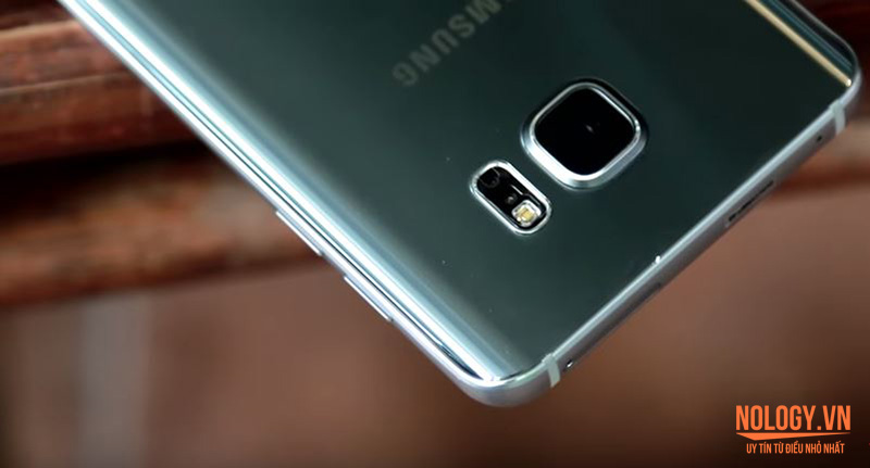 Camera Samsung galaxy note 5 2 sim