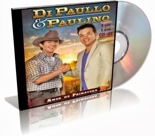 Box Di Paullo e Paulino – Amor de Primavera