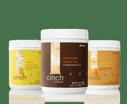 Cinch Shake Mix Shaklee