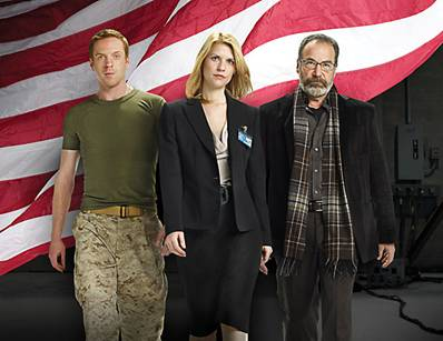 The cast of Homeland on Shwtime