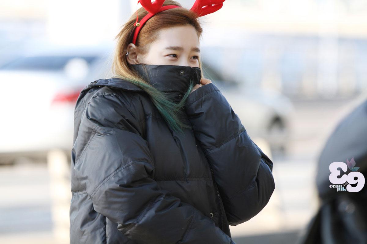 Snsd Taeyeon Christmas