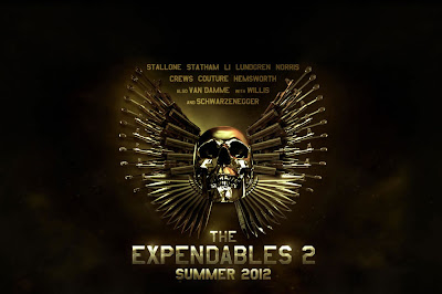 Poster de Os Mercenários 2 - The Expendables 2