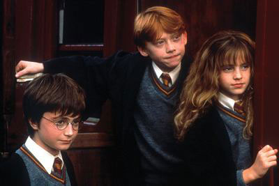 Fotos de Harry Potter e a Pedra Filosofal Trio_Harry_Potter_ea_Pedra_Filosofal