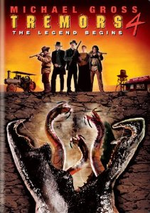 ver Terror bajo la Tierra 4:El Principio / Temblores 4 / Tremors 4: The Legend Begins (2004)