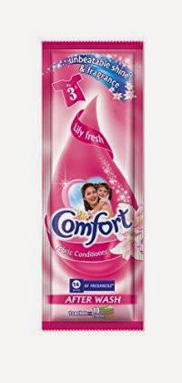 Amazon Re 1 Deal : Get Comfort Fabric Conditioner 20 ml @ Re 1 only