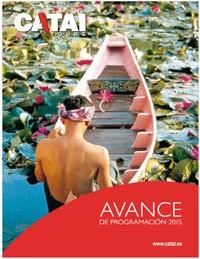 Catálogo viajes Catai Avance 2015