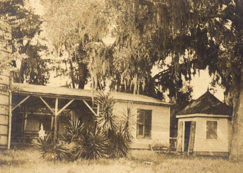 Historical Southern Summer Kitchen