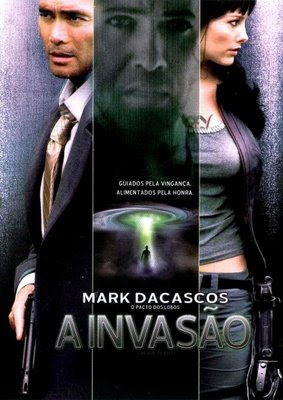 Download A Invasão   DVDRip Dual Áudio