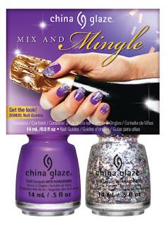 China Glaze Mix and Mingle