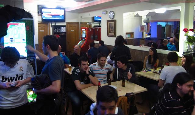 Interior de Bar Boomerang
