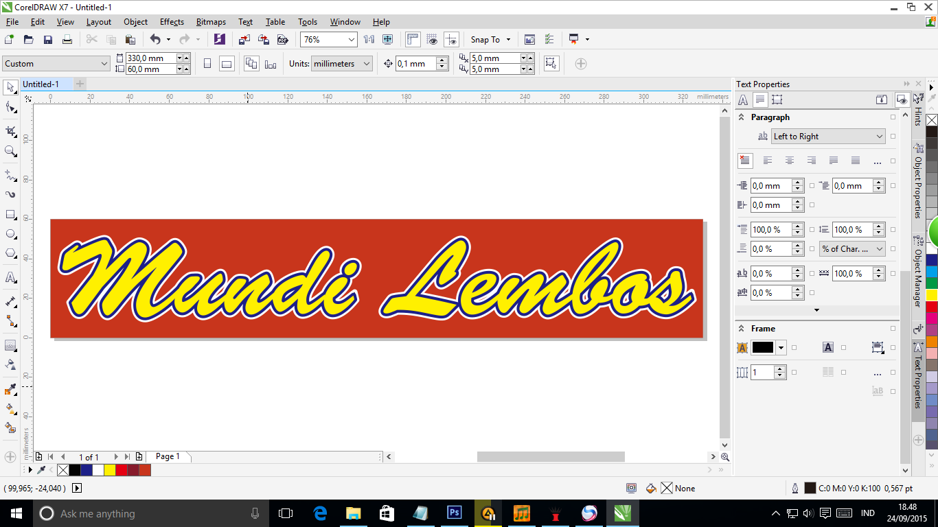 cara  coreldraw full crack