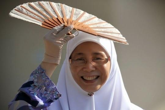 DUN BAKAL DIBUBARKAN 13 ADUN PAS Selangor MASIH ENGGAN Ikrar Sokong Azizah