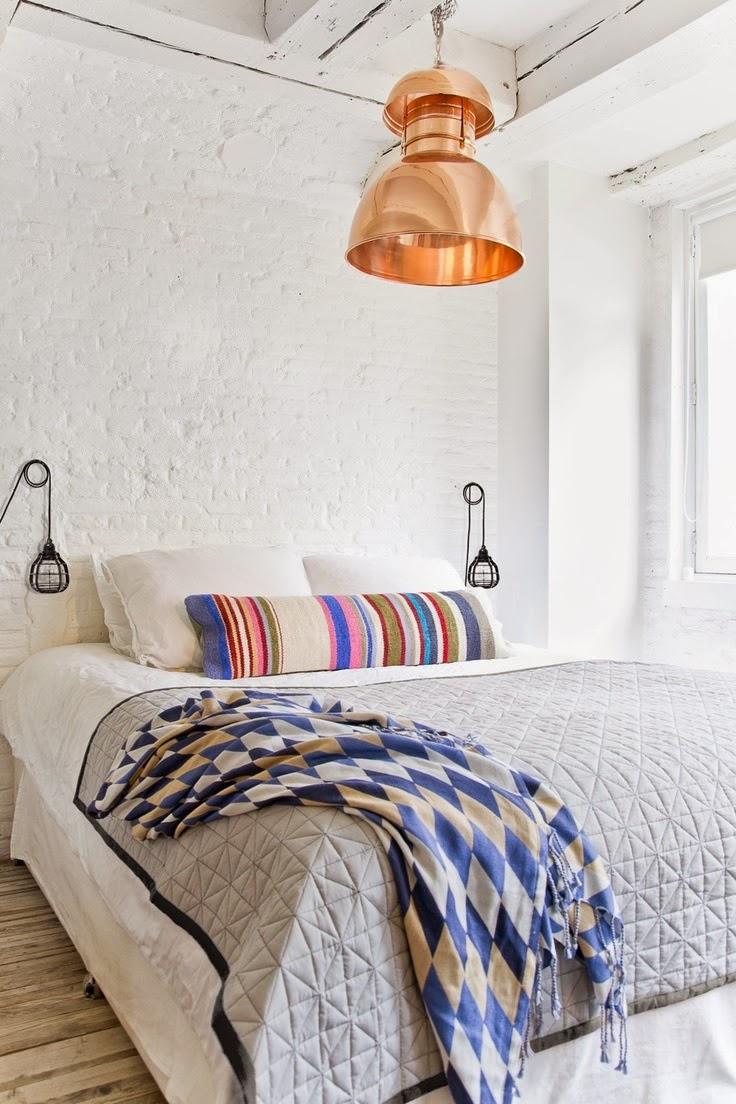 Jildou bijsterbosch: interior trend 2014; copper
