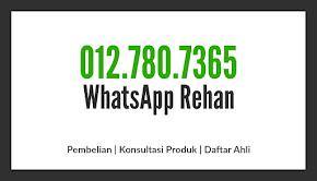 Atau WhatsApp Untuk Order dan Daftar