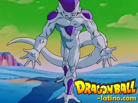 Dragon Ball Z capitulo 90