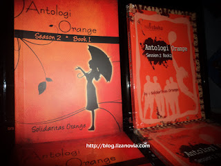 Antologi Orange - Buku Pertamaku