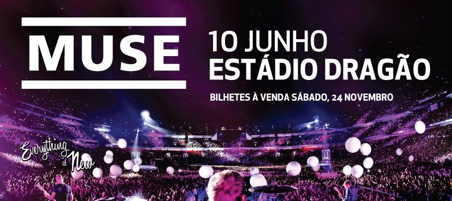 Muses 2013 2013|06|10 Muse no Estádio do