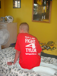FIGHT 4 TYLOR