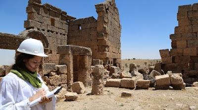 Παλαιοχριστιανική εκκλησία βρέθηκε σε ρωμαϊκό φυλάκιο στην Τουρκία