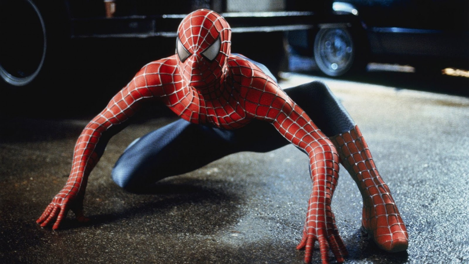 Marvel Spiderman HD Background