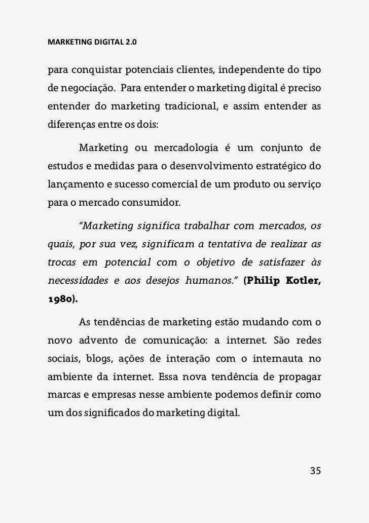 8PS DO MARKETING DIGITAL EBOOK