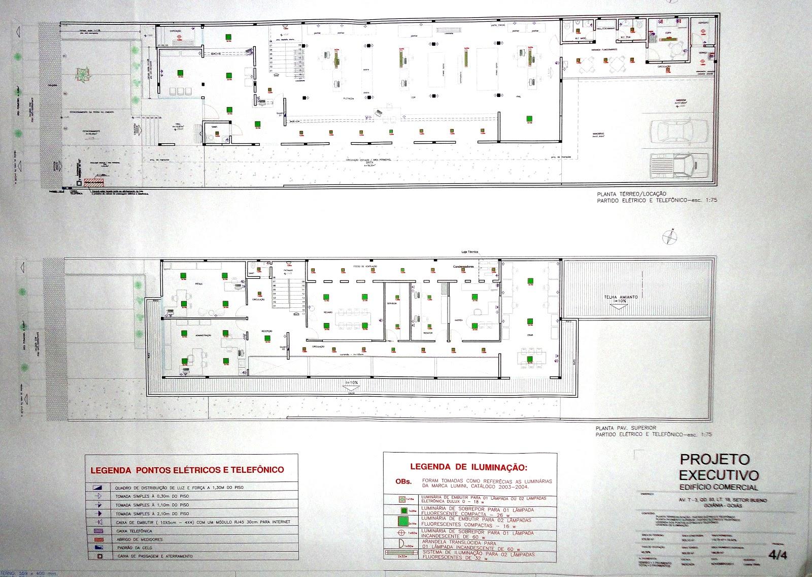 Urbanismo: Projeto Executivo de uma Arquitetura Comercial #20831A 1600 1136