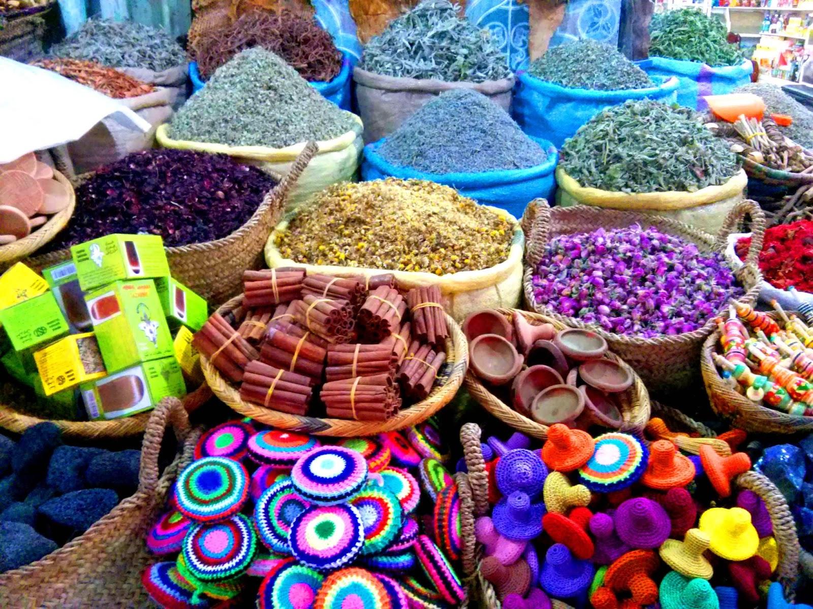 MARRUECOS: Que ver y que hacer en Marrakech