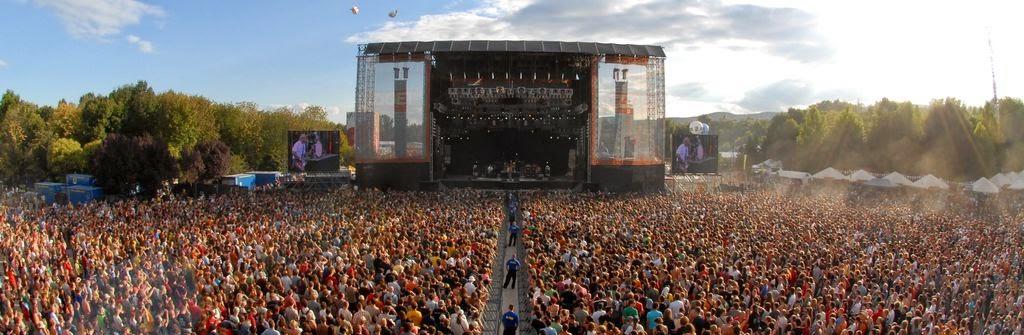 Festival de Sziget en Hungría