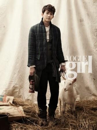Benarkah Taecyeon 2PM Cinta Pada JYP Entertainment?
