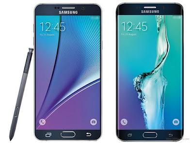 Samsung Galaxy Note 5, Galaxy S6 edge+ Press renders leaked
