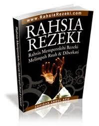 Ebook Rahsia Rezeki