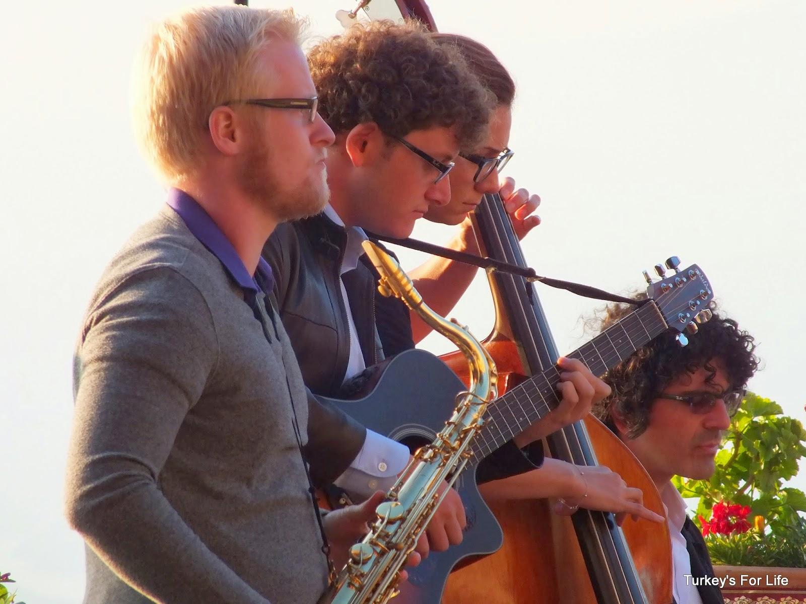 Jazz Quartet On Babadağ Mountain, Ölüdeniz, Fethiye