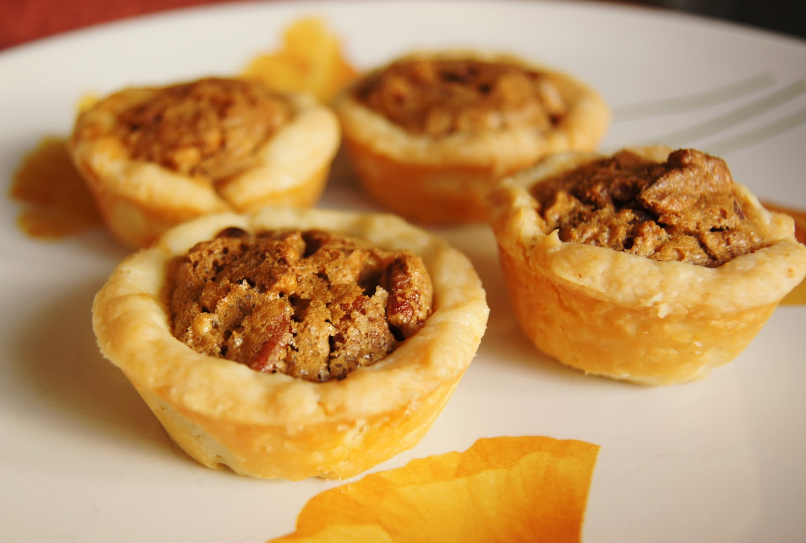 "Recipe : ""Pecan Tassies,"" from Baked Explorations: Classic American..."